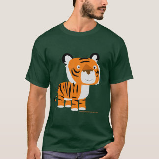 Cartoony tiger T-Shirt