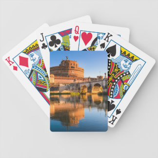 Carts, Castel Sant'Angelo Bicycle Playing Cards