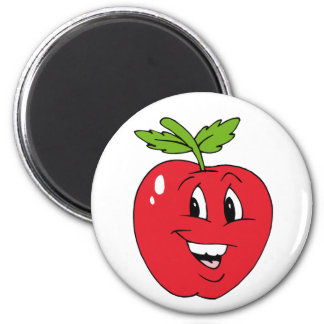 Cartton kids objects 23 6 cm round magnet