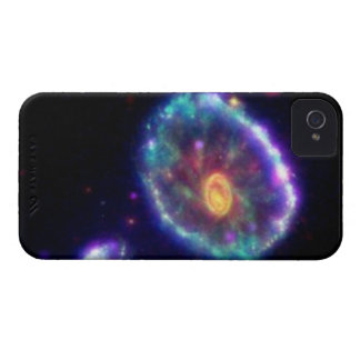Cartwheel Galaxy iPhone 4 Case