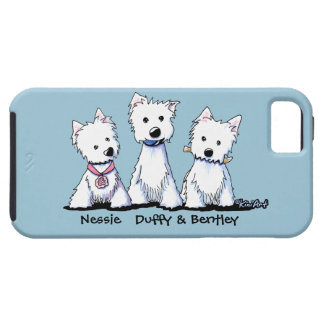 Caruso Westies Case For The iPhone 5