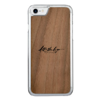 Carved Apple iPhone 7 Wood Case
