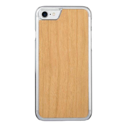 Apple iPhone 8/7 Slim Cherry Wood Case