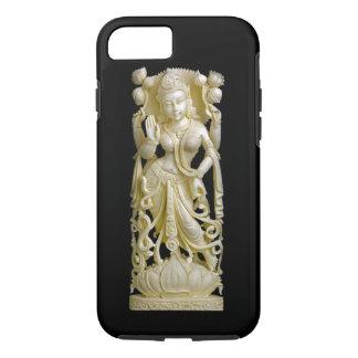 carved statue apple iphone hard case design