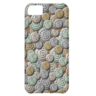Carved Stones Pattern iPhone5 Case