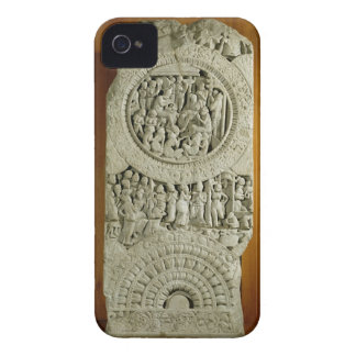 Carving depicting a story from the Jatakas, Amarav iPhone 4 Case-Mate Case