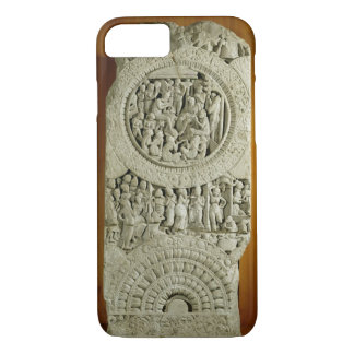 Carving depicting a story from the Jatakas, Amarav iPhone 8/7 Case