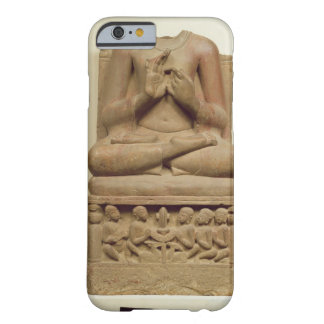 Carving of Buddha in the attitude of preaching a s Barely There iPhone 6 Case