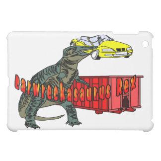 Carwreckasaurus Rex iPad Mini Cases