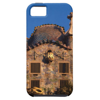Casa Batilo, Gaudi Architecture, Barcelona, iPhone 5 Cover