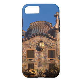 Casa Batilo, Gaudi Architecture, Barcelona, iPhone 8/7 Case