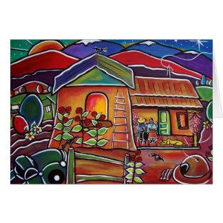 Casa De Los Abuelos Greeting Card