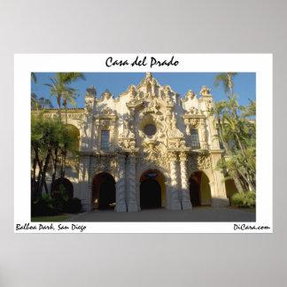 Casa del Prado Poster