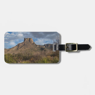 Casa Grande Peak, Chisos Basin, Big Bend Luggage Tag