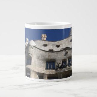 Casa Milà Barcelona Jumbo Mug