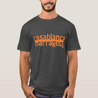 casablanca marrakech T-Shirt
