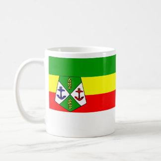 Casablanca, Morocco Basic White Mug