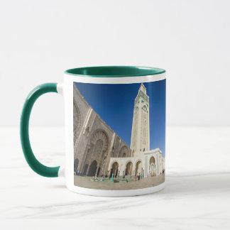 Casablanca Morocco Panorama Mug