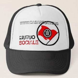 CASAPOUND CASA POUND ITALIA TRUCKER HAT
