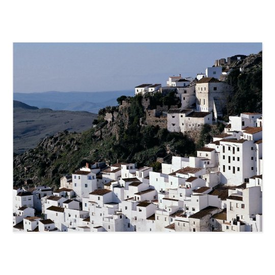 Casarea, Malaga Province, Spain Europe Postcard