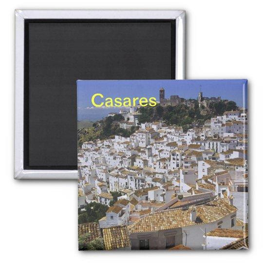 Casares Spain magnet