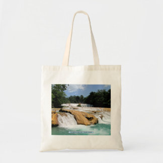 Cascadas de Agua Azul, Chiapas, Mexico Bags