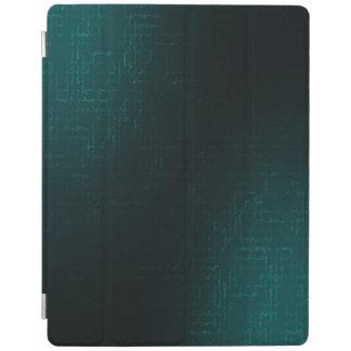 Cascade (Aqua)™ iPad & Tablet Cover iPad Cover