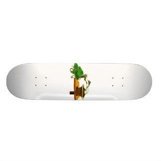 Cascade Bonsai Left Side Graphic Design 20.6 Cm Skateboard Deck