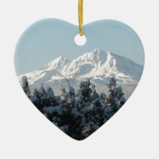 Cascade Holiday Heart Ornament