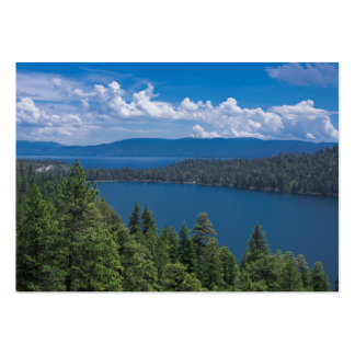 Cascade Lake Pack Of Chubby Business Cards