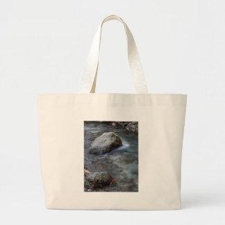 cascade large tote bag