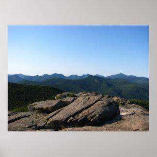 Cascade Mountain, Adirondacks Poster