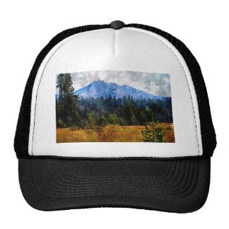 Cascade Mountains Meadow, Oregon Cap