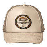 Cascade Mycological Society Logo Hat
