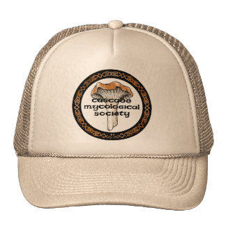 Cascade Mycological Society Logo Hat