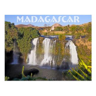 Cascade of Ampefy, Madagascar Postcard