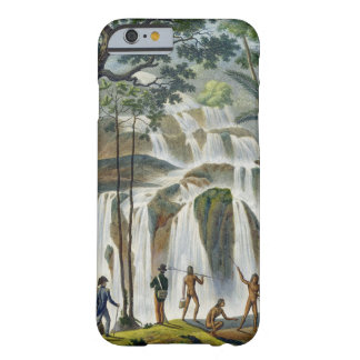 Cascade of Port Praslin, New Ireland, from 'Voyage Barely There iPhone 6 Case