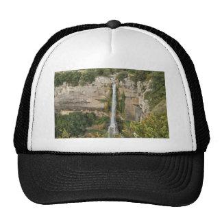 cascade of Sallent in Rupid Mesh Hat