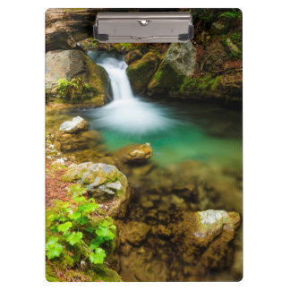 Cascade on Hare Creek, California Clipboards