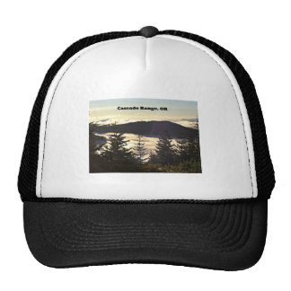 Cascade Range, Oregon Cap