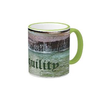 Cascade Tranquility Ringer Mug