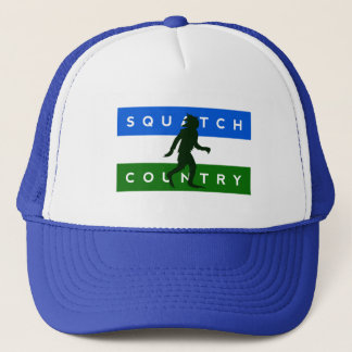 "Cascadia ""Squatch Country"" Hat"