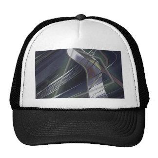 Cascading Trucker Hat