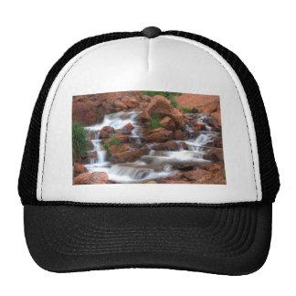 Cascading Water Cap