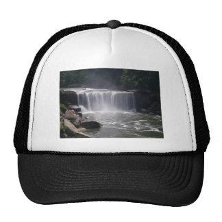 Cascading Waterfall Trucker Hat
