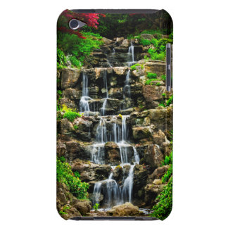 Cascading waterfall iPod Case-Mate cases