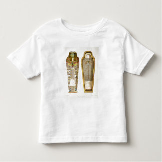 Case and mummy in its cerements from Gizeh, Volume Tee Shirt