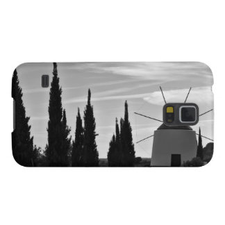 Case: Antique windmill Galaxy S5 Cases