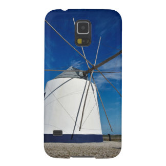 Case: Antique windmill Galaxy S5 Covers