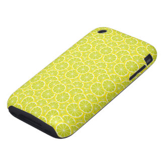 Case Cover - Lime Tough iPhone 3 Cover